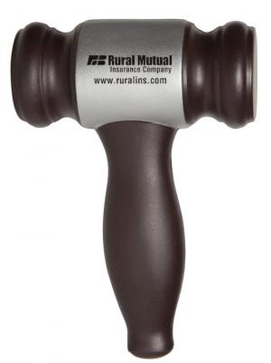 Gavel Shaped Stress Reliever
