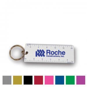 Architect & Engineer Combination Key Tag Ruler