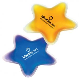 Star Shaped Ice Chill Cold Packs