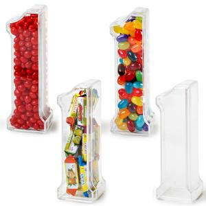 # 1 Shaped Candy Container