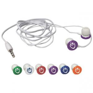Directly Imprinted Bud Earbuds