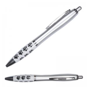 Paw Print Barrel Pen