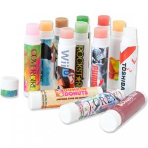Full Color Flavored Chap Stick