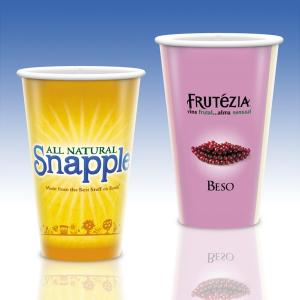 16 Oz. Full Color Heavy Duty Paper Cold Cup