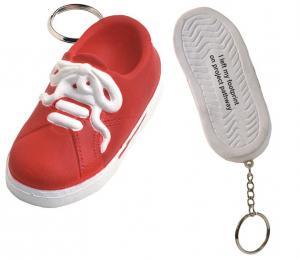 Sneaker Stress Reliever Key Chain