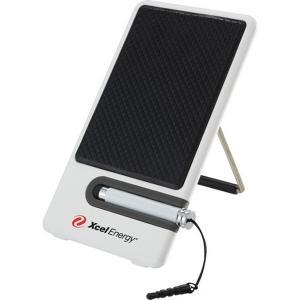 Desktop Smartphone Holder with Stylus
