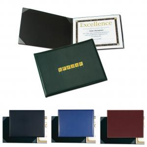 Side Opening Executive Certificate Holder