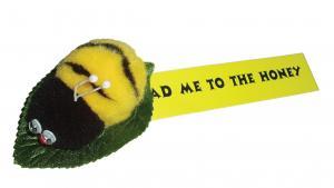 Leafy Bee Shaped Weepul