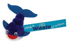 Whale Shaped Weepul