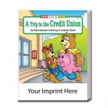 """A Trip To The Credit Union"" Activity Book"
