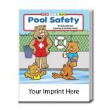"""Pool Safety"" Coloring Book"