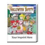 """Halloween Safety"" Coloring Book"