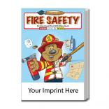 """Fire Safety"" Water Book"