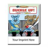 """Buckle Up!"" Water Book"
