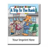 """A Trip To The Bank"" Sticker Book"
