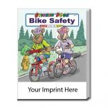 """Bike Safety"" Sticker Book"