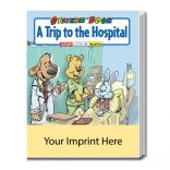 """A Trip To The Hospital"" Sticker Book"