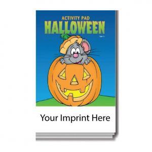"""Halloween"" Activity Pad"