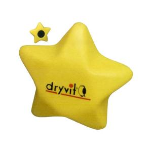 Star Shaped Magnetic Stress Reliever