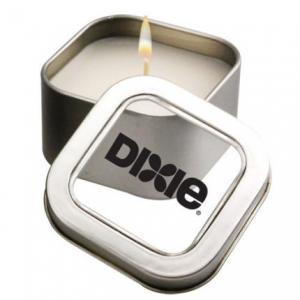 Little Window 4 oz Aromatherapy Candle in Metal Tin