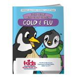 """Cold & Flu"" Coloring Book"