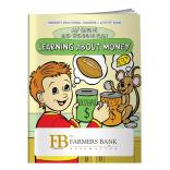 """Learning About Money"" Coloring Book"