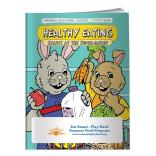 """Healthy Eating"" Coloring Book"