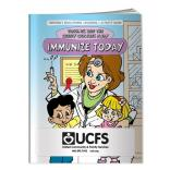 """Immunize Today"" Coloring Book"