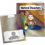 """Natural Disasters And Me"" Children's Activity Book"