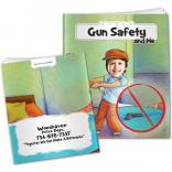 """Gun Safety And Me"" Children's Activity Book"