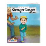 """Stranger Danger And Me"" Children's Activity Book"