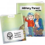 """Military Parents And Me"" Children's Activity Book"