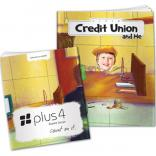 """Credit Union And Me"" Children's Activity Book"