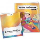 """Visit To The Dentist And Me"" Children's Activity Book"