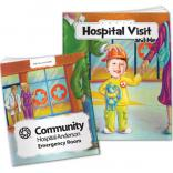 """Hospital Visit And Me"" Children's Activity Book"