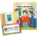 """Visit To The Doctor And Me"" Children's Activity Book"
