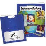 """Internet Safety And Me"" Children's Activity Book"