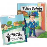 """Police Safety And Me"" Children's Activity Book"