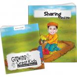 """Sharing And Me"" Children's Activity Book"