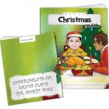 """Christmas And Me"" Children's Activity Book"