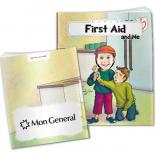 """First Aid And Me"" Children's Activity Book"