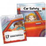 """Car Safety And Me"" Children's Activity Book"