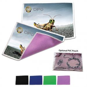 Double Sided Thick Microfiber Cleaning Cloth