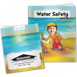"""Water Safety And Me"" Children's Activity Book"