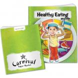 """Healthy Eating And Me"" Children's Activity Book"
