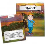 """Sheriff And Me"" Children's Activity Book"