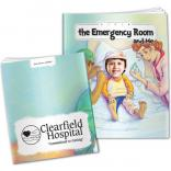 """The Emergency Room And Me"" Children's Activity Book"