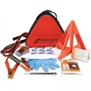 Deluxe Pyramid Automobile Emergency Kit