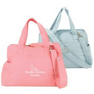 Pastel Diaper Bag