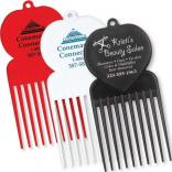 Heart Shaped Comb Pick